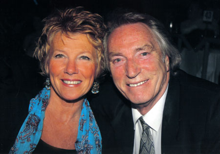 Carole and Frank Ifield