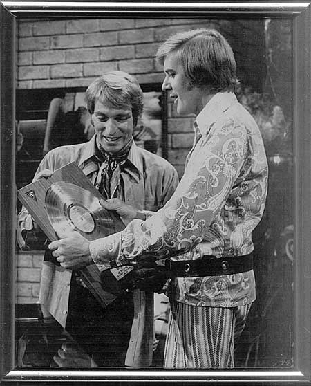 Frank Ifield and Barry Crocker 1969
