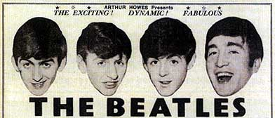 Arthur Howes presents The Beatles
