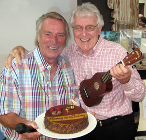 Frank Ifield and Col Joye