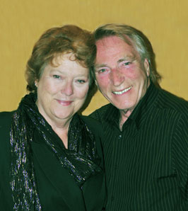 Diana Trask and Frank Ifield