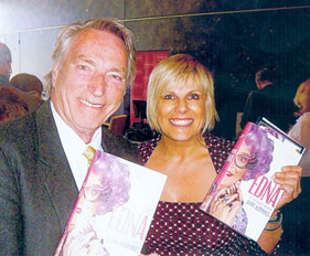 Frank Ifield and Susie Elelman