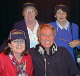 Frank Ifield and fans