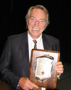 The Frank Ifield International Spur Award