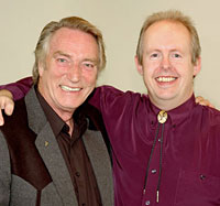 Frank Ifield and Bob Howe