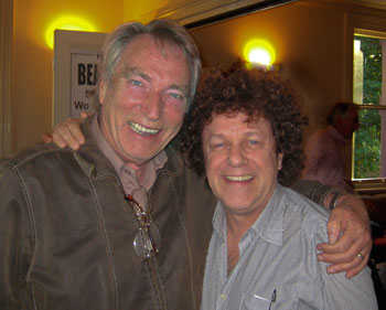 Frank Ifield and Leo Sayer