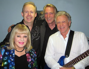 Bob Howe, Frank Ifield, Little Pattie and Normie Rowe