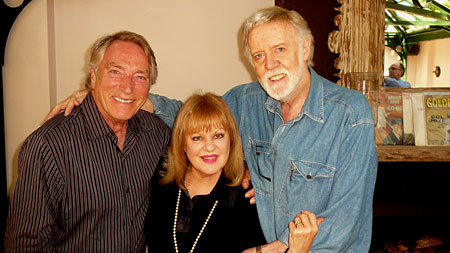 Frank Ifield, Little Pattie, Barry Crocker