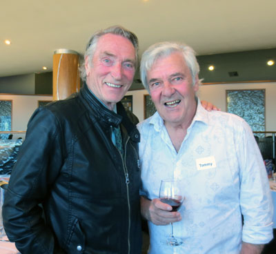 Frank ifield and Tommy Moeller